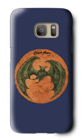 Batmoon (Orange) Galaxy Case