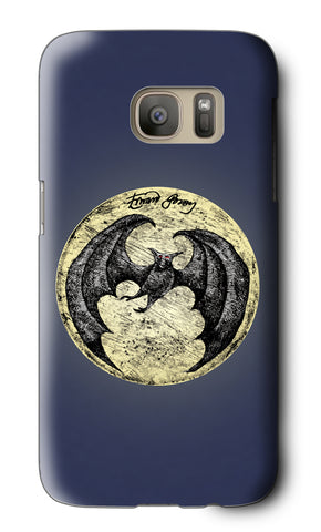 Batmoon (Yellow) Galaxy Case