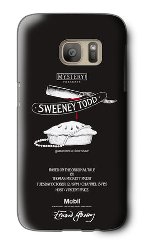 Sweeney Todd Galaxy Case