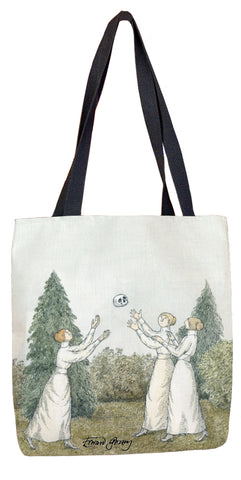 Dull Afternoon Tote Bag