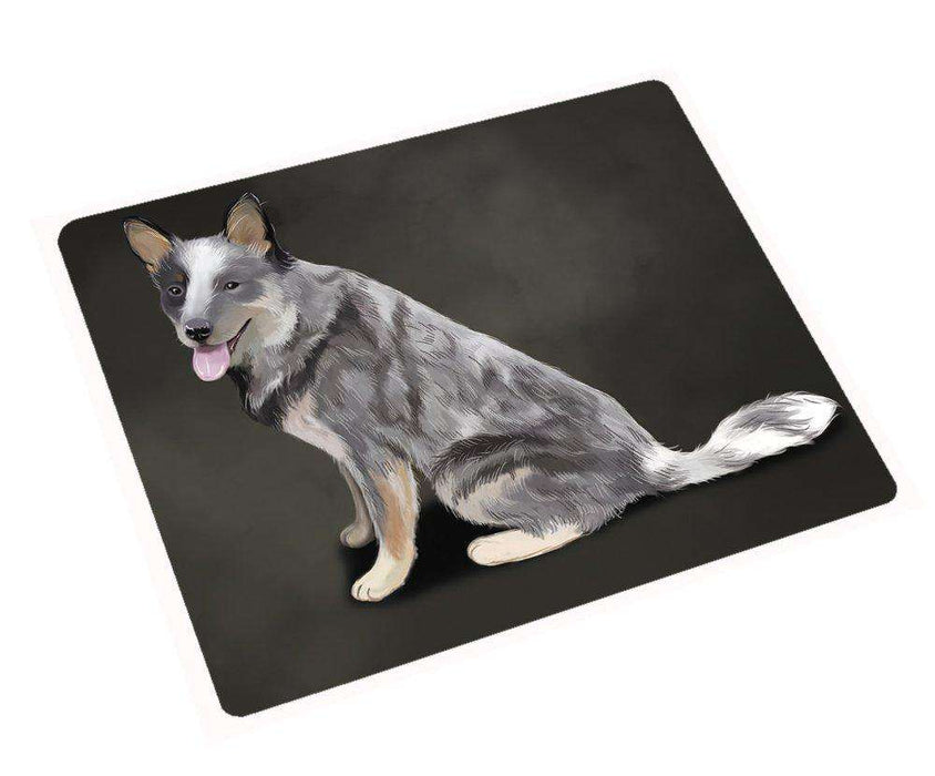 Blue Heeler Dog Magnet