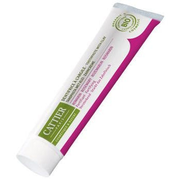Cattier: Dentargile Toothpaste with Rosemary