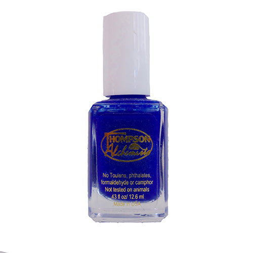 Thompson Alchemists: Blue Taffy Nail Polish