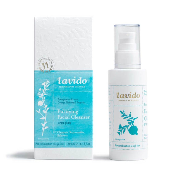 Lavido: Purifying Facial Cleanser