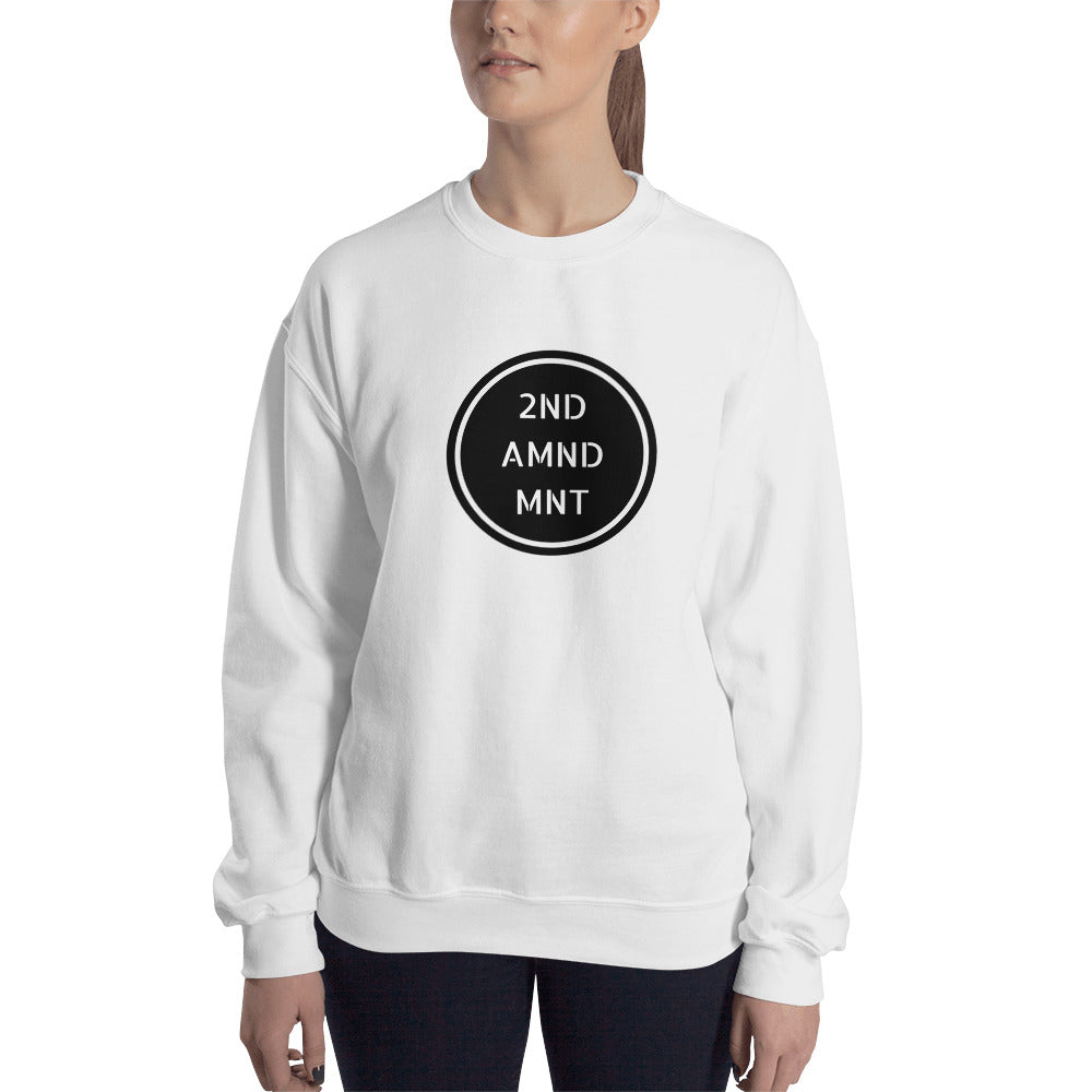 2ND AMNDMNT Sweatshirt