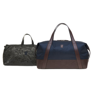 Travel & Fitness<br>navy/brown<br>medium
