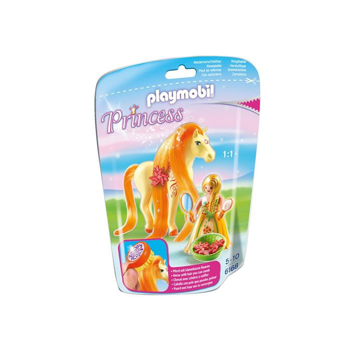 Playmobil - Princess Sunny with Horse 6168 - Grace Baby