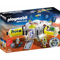 Playmobil - Mars Mission - Mars Space Station 9487