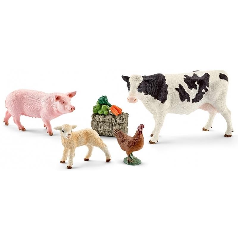 Schleich - My First Farm Animals - 41424 - Grace Baby