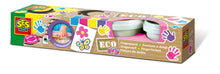 Pintura con Dedos ECO Girly SES Creative