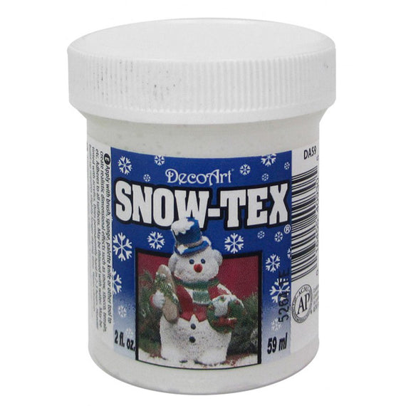 Textura Nieve Artificial 59ml DecoArt
