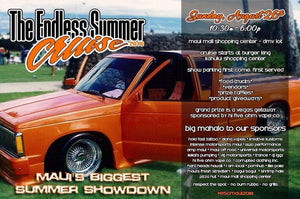 Endless Summer Cruise 2018