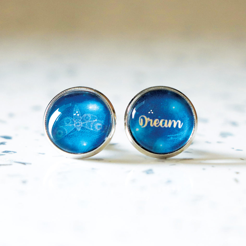 "Strange the Dreamer ""Dream"" Earrings"