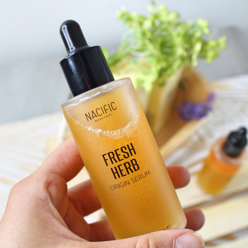 NUEVO! NACIFIC Fresh Herb Origin Serum 50 ml