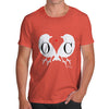 Personalised Love Birds Silhouettes Men's T-Shirt