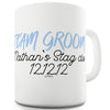 Personalised Stag Do Funny Mugs For Friends