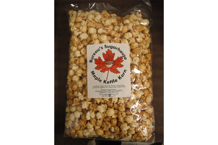 Bureau's Maple Kettle Korn - 16oz