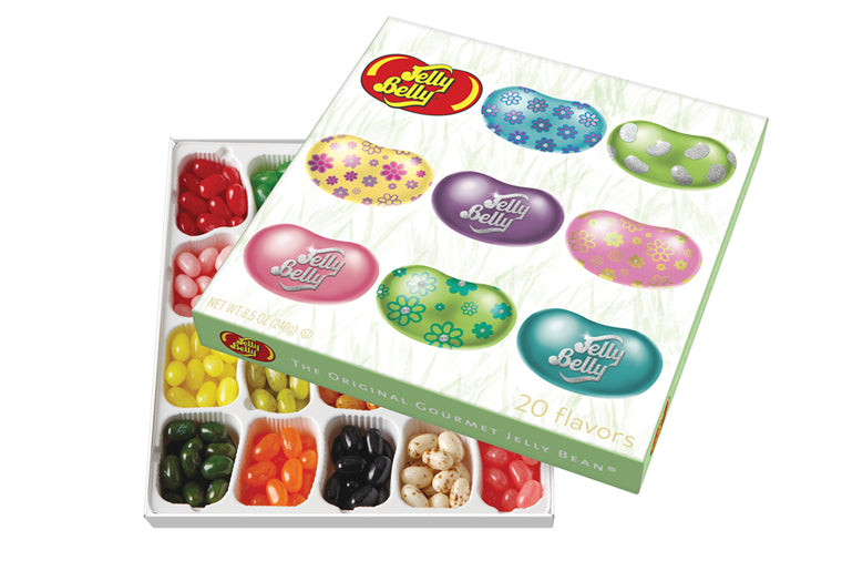 Jelly Belly 20-Flavor Jelly Bean Box