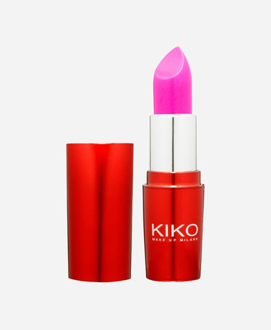 Kiko Rossetto Red Emotion Satin Lipstick