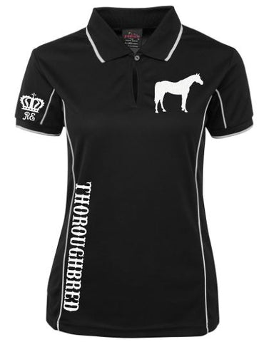 Thoroughbred polo