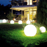 LED outdoor solar globe lights