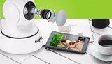 Home security wireless IP surveillance camera baby monitor