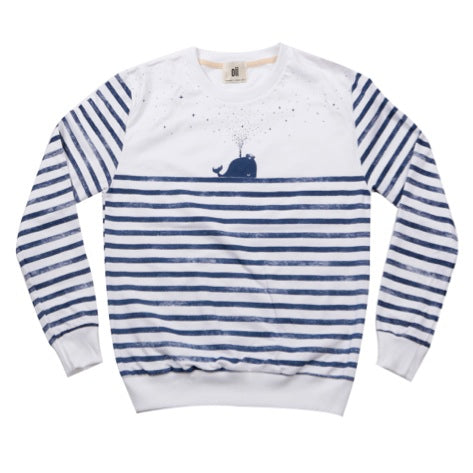 Oii Jumper - Whale