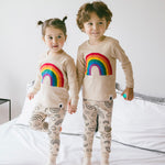 Rainbow Top|Bottom Set