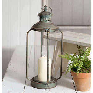 [shop name]|Tall Cork County Lantern:Candle Holders & Accessories