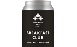 Breakfast Club Hoppy Kolsch-style Ale
