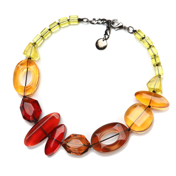 PONO Sunset Gradient Necklace