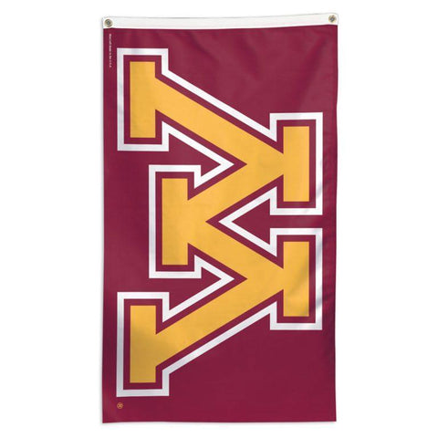 NCAA flag for flag pole Minnesota Golden Gophers team flag for sale