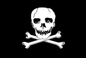 Jolly Roger Flag 12X18 Nautical Flag Specialty