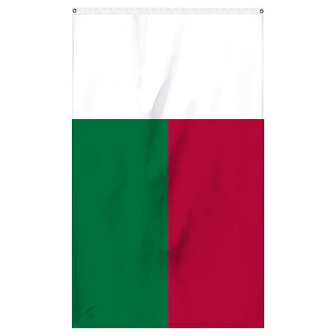 The national flag of Madagascar for flagpoles for sale online