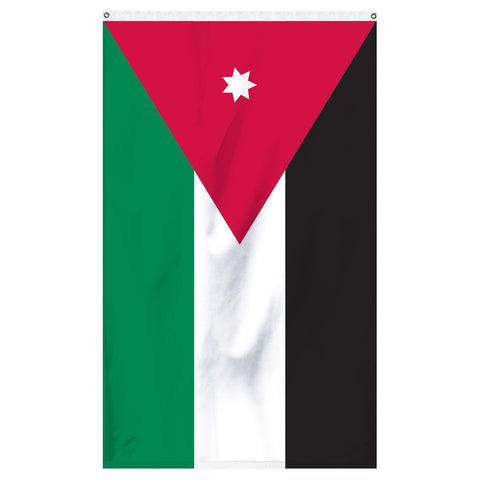 Jordan national flag official design for sale online