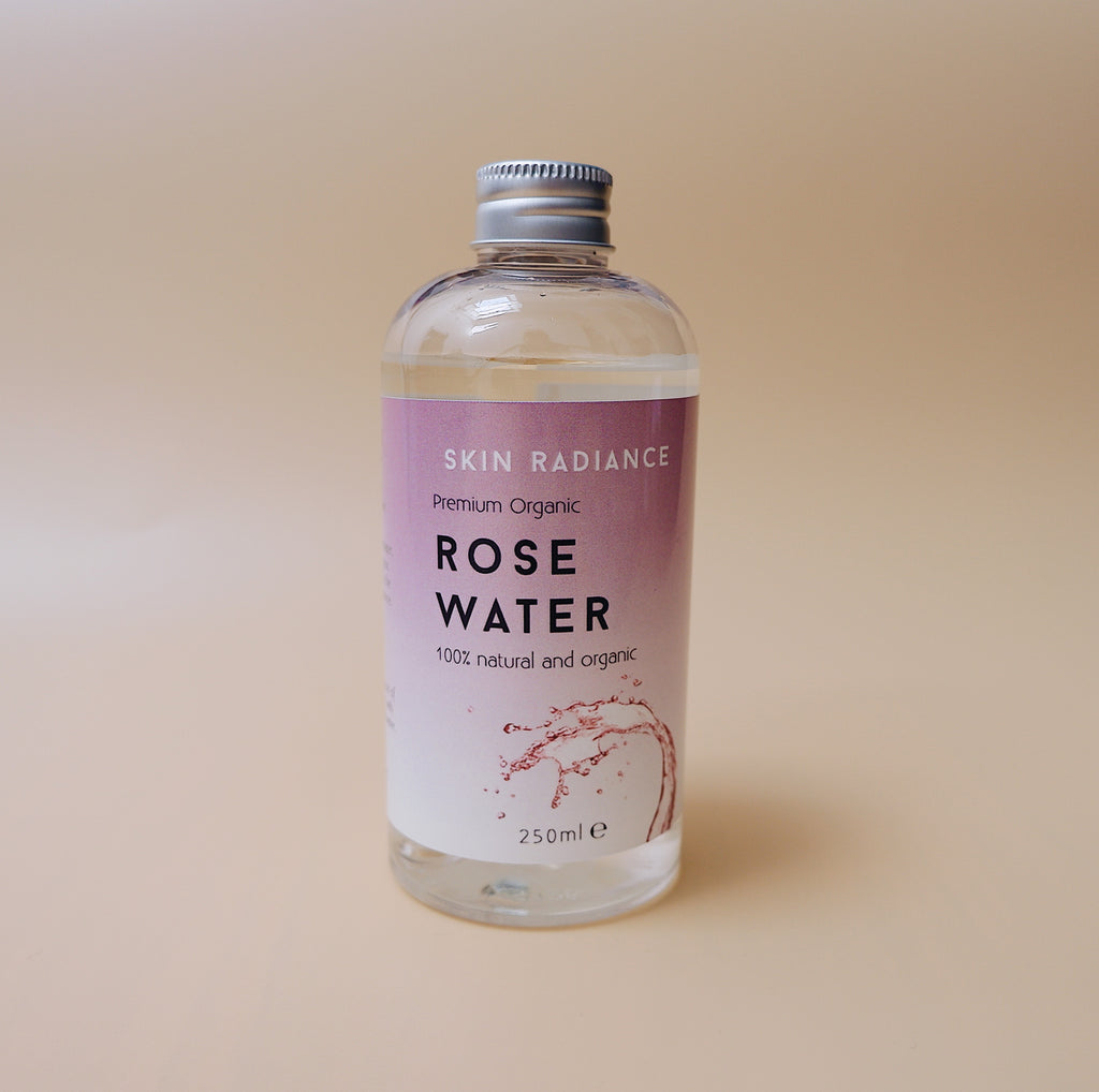 Organic Rose Water - 250ml