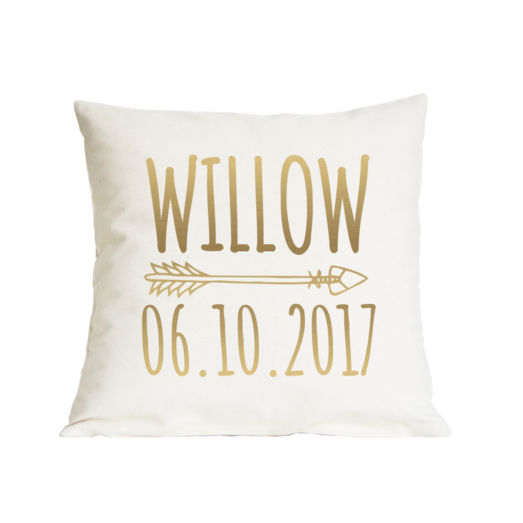 Arrow Nursery Cushion