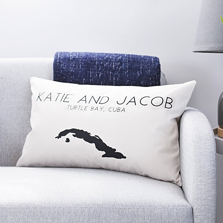 Country Destination Cushion