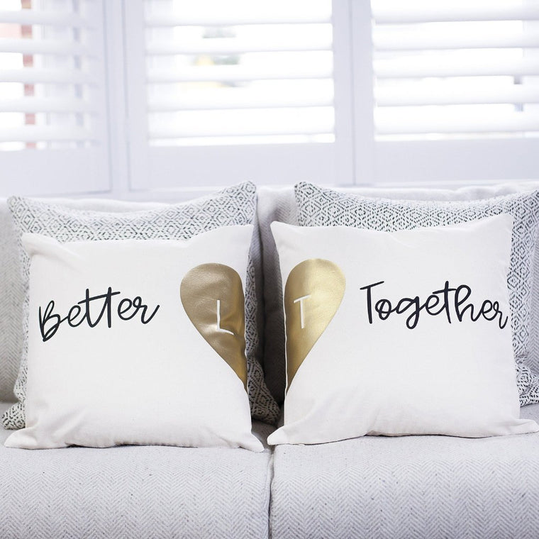 Better Together Cushion Set