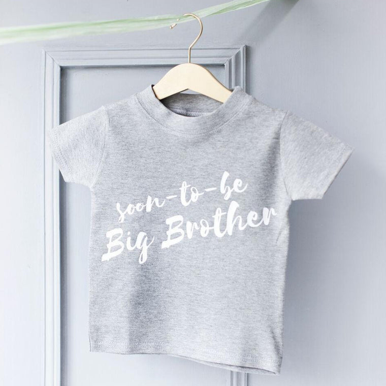Big Brother Baby Announcement T-Shirt