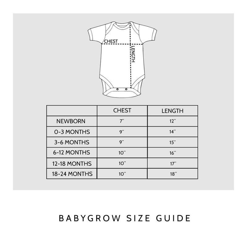 Hello World Birth Announcement Baby Grow-clouds-and-currents