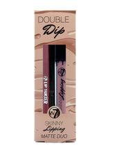W7 Double Dip Skinny Lipping Matte Duo - Apples & Pears