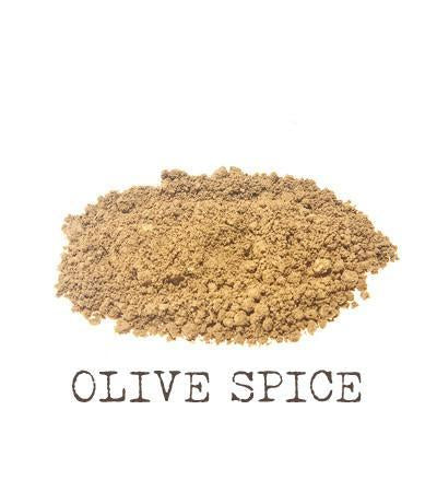 Olive Spice Mineral Foundation