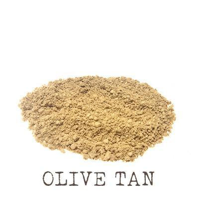 Olive Tan Mineral Foundation