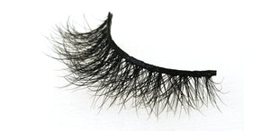 Limited Edition: Cotton Candy - mink lashes