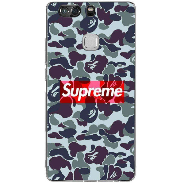 Husă Dark Supreme Camo HUAWEI P9 Plus-Guardo.shop-Guardo.shop