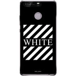 Husa Blach White Stripes Huawei P9 Plus