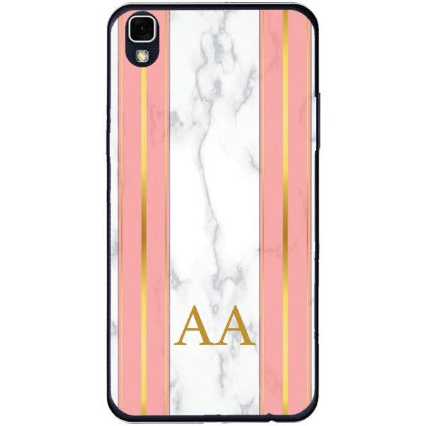 Husa Whine and Pink Marble AA LG X Power