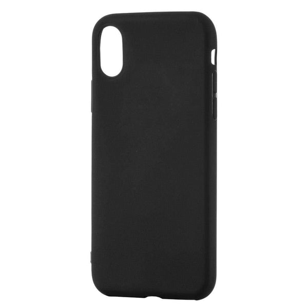 Husa Soft Matt Gel Tpu Cover Pentru Xiaomi Redmi S2 Black Guardo