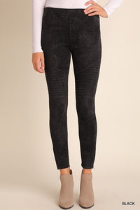 Gracie Moto Leggings
